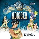 Asmodee - Mythomakia Odissea los Viajes de Ulisse Juego de Mesa en Italiano Pendragon Games Studio, Color, 0507