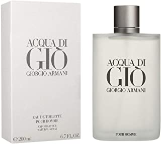Acqua Di Gio Pour Homme by Giorgio Armani 200ml EDT Spray