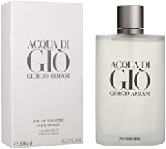 Giorgio Armani Acqua di Gio Pour Homme for Men - Eau de Toilette, 200ml