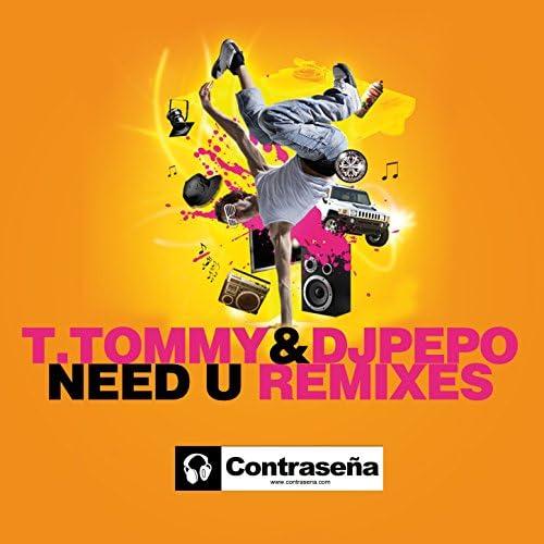 T. Tommy & Dj Pepo