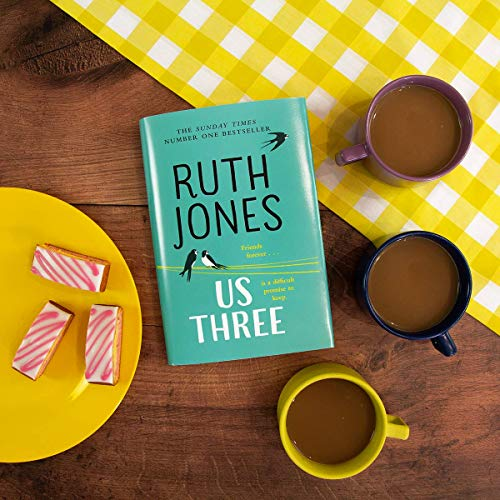 Us Three: The instant Sunday Times bestseller