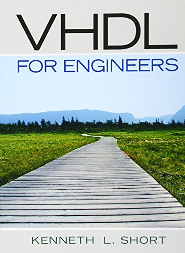VHDL for Engineers