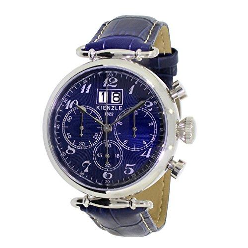 KIENZLE 1822 Retro Herren- Armbanduhr, Chronograph, DW-00148