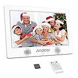 Andoer Marcos Digitales 10.1 pulgadas HD TFT-LCD(1024 * 600) Pantalla con Tarjeta de Memoria de 8GB...