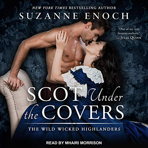 Scot Under the Covers cover art