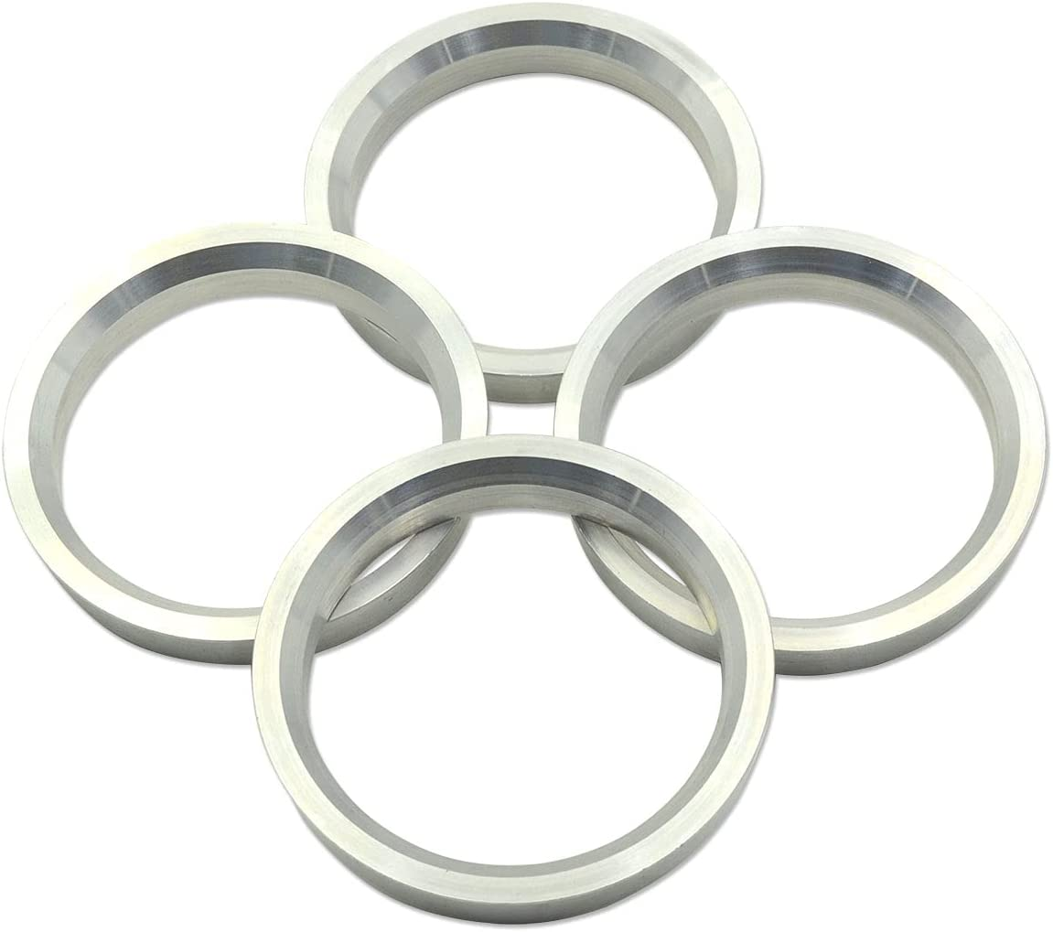 Boston Mall GoldenSunny Hub Centric Rings 56.1 67.1 Silver Hubc to Aluminum Ranking TOP14