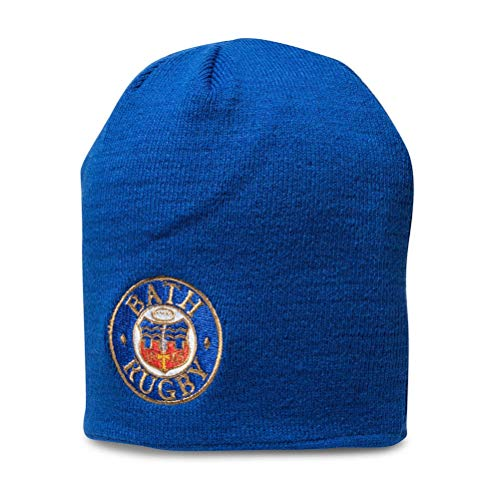 Bath Rugby Fleece Lined Beanie Hat 17/18 - Surf The Web