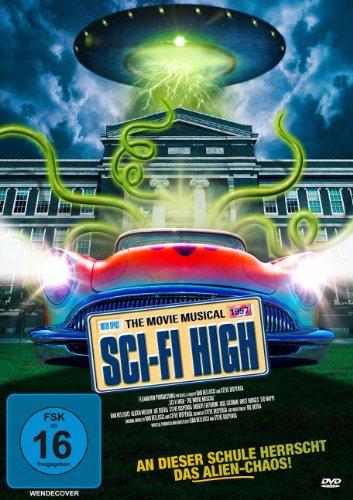SciFi High: The Movie Musical [Alemania] [DVD]