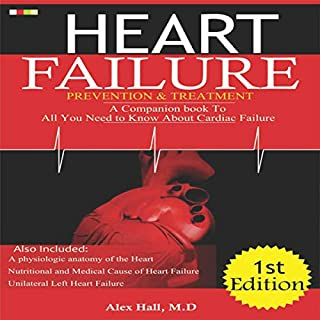 Heart Failure Prevention & Treatment cover art
