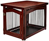 Merry Pet 2-in-1 configurabile Pet Crate And Gate,...