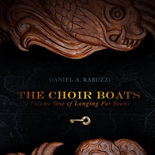 The Choir Boats audiobook cover art
