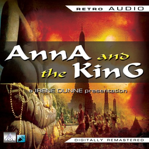 Anna And The King audiobook cover art