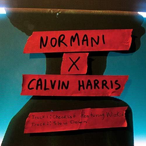 Normani & Calvin Harris
