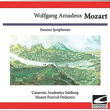 Wolfgang Amadeus Mozart - Famous Symphonies