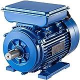 VEVOR Motor Eléctrico Asíncrono Monofásico, 2,2 kW Motores Eléctricos Monofásicos 2.860 RPM...