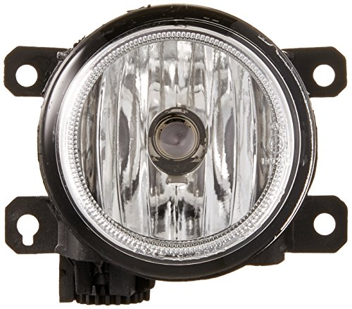 TYC 19-6043-00-1 Replacement right Fog Lamp (Compatible with HONDA), 1 Pack