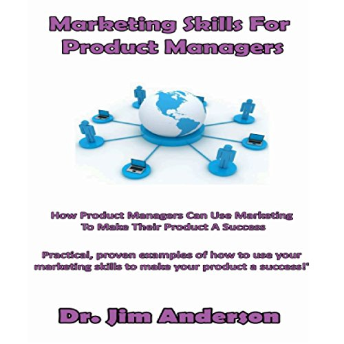 Marketing Skills for Product Managers audiobook cover art