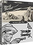 STRAIGHT SHOOTING & HELL BENT: TWO FILMS BY JOHN FORD (Masters of Cinema) Blu-ray