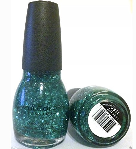 1162 Lush Life - Sinful Colors Professional Glitter Nail Polish 0.5 fl oz
