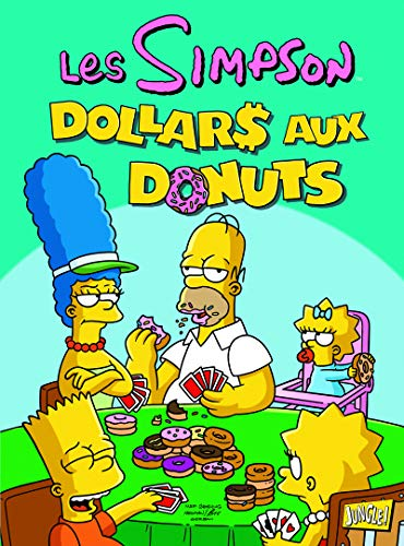 Les Simpson - tome 20 Dollars aux donuts (20)