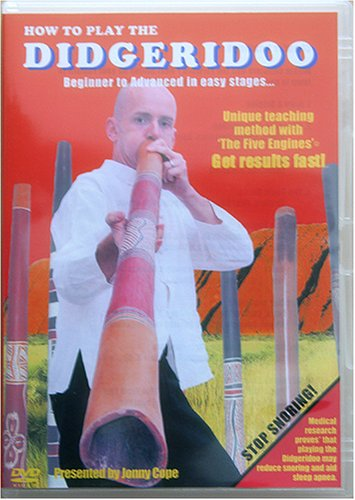 How to Play the Didgeridoo DVD [UK Import]