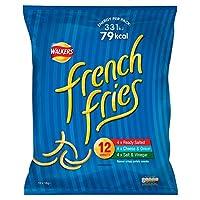 1パックフライドポテト、様々なスナック18グラム×12 (x 2) - French Fries Variety Snacks 18g x 12 per pack (Pack of 2) [並行輸入品]