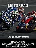 Motorrad: MotoGP 2018 - Großer Preis der USA in Austin, TX - Rennen der MotoGP-Klasse (3. von 19...
