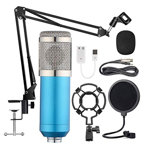 Guitar Parts BM-800 Hanging Microphone Recor Daily bargain sale Live Ranking TOP7 Broadcast Kit