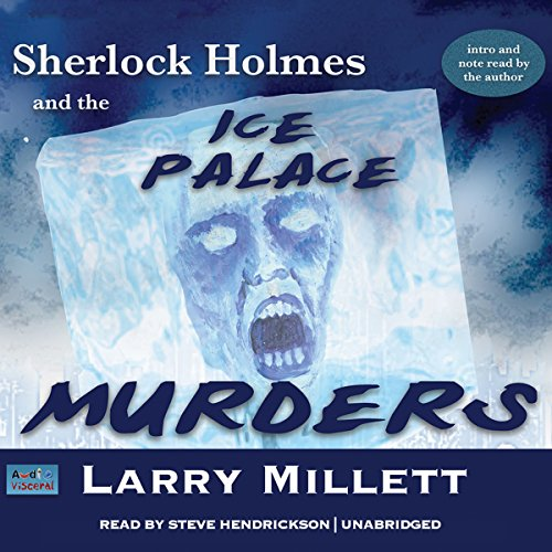 Sherlock Holmes and the Ice Palace Murders Titelbild