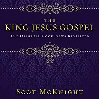 Page de couverture de The King Jesus Gospel