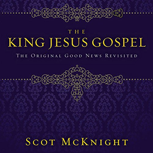 The King Jesus Gospel cover art