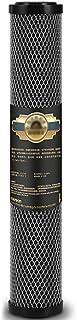 Cartouche Filtrante, Cartouche Filtrante PP à Charbon Actif 10 Pouces, Accessoires de Filtration de Remplacement Pour Puri...