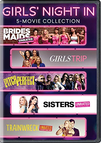 Girls' Night In: 5-Movie Collection [DVD]