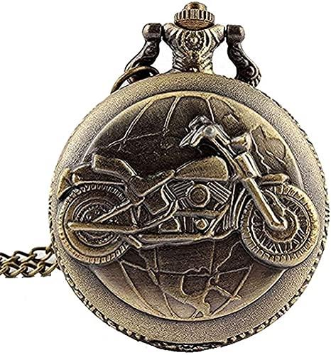LBBYLFFF Collar Collar de Moda Collar Retro Reloj del Zodiaco Moderno Collar Colgante de Cadena de Cobre Colgante de Doce Estrellas Reloj de Jubileo Regalos para Hombres Mujeres Regalos
