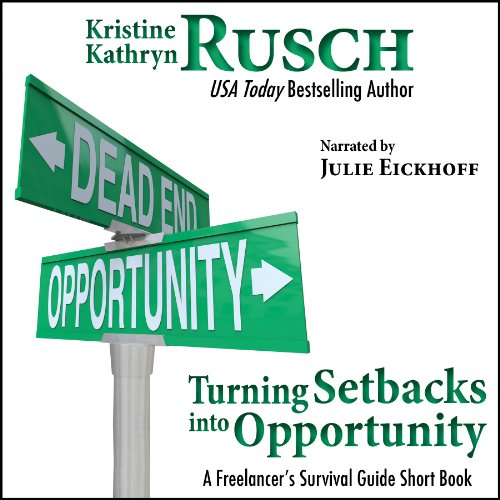 Turning Setbacks into Opportunity audiobook cover art
