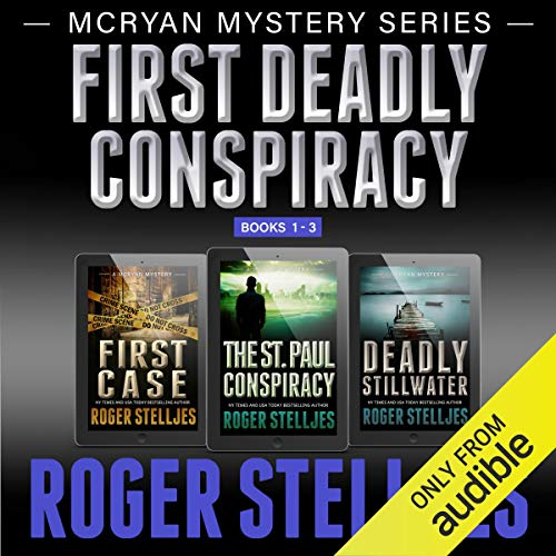 First Deadly Conspiracy - Box Set cover art