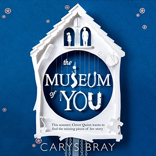The Museum of You audiobook cover art
