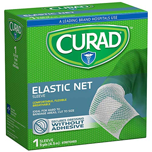 Curad Hold Tite Tubular Stretch Bandage Large 1 Each (Pack of 4)