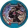 【妖怪メダル】しょうブシ 周泰/武将ノーマル(水色)/妖怪ウォッチ
