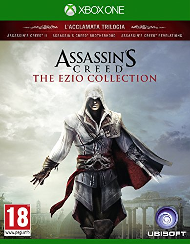 Ubisoft Assassin's Creed The Ezio Collection Xbox One Básico Xbox One Italiano vídeo - Juego (Xbox One, Acción, M (Maduro))