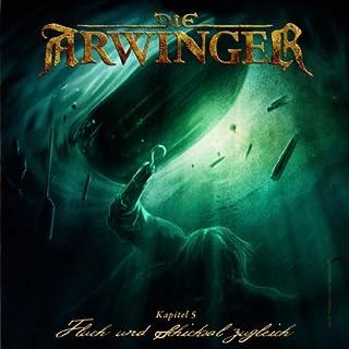 Fluch und Schicksal zugleich (Die Arwinger 5) Titelbild