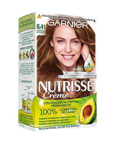Garnier Coloración nutrisse nº6.41 marron intenso