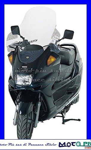F.Fabbri Pare-brise haut transparent pour Yamaha Majesty 250 1996-1999