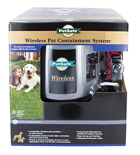 Petsafe PIF-300 Wireless 2-Dog Fence Containment System