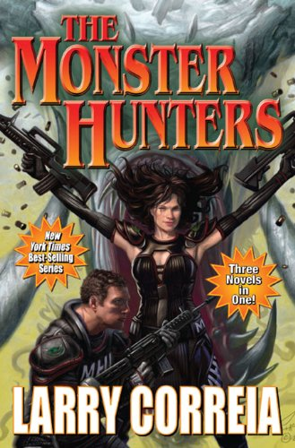 The Monster Hunters (Monster Hunters International combo volumes Book 1) (English Edition)