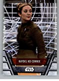 2020 Topps Star Wars Holocron Series NonSport Trading Card #Res-18 Kaydel Ko Connix
