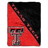 Texas Tech Red Raiders 'Halftone' Micro Raschel Throw Blanket, 46' x 60'