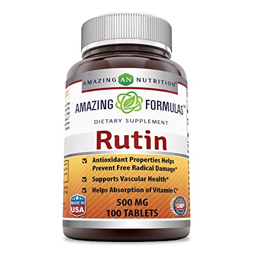 Top 10 best selling list for rutin supplement for dogs