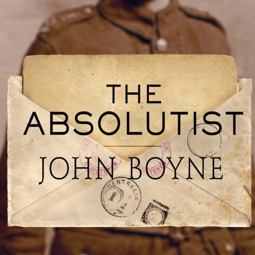 The Absolutist  By  cover art