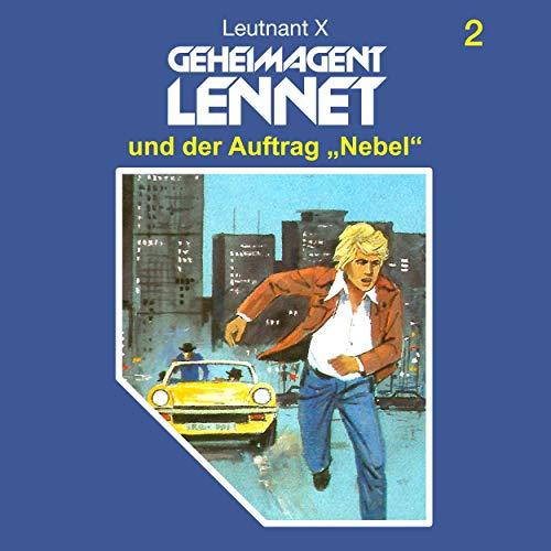"Page de couverture de Geheimagent Lennet und der Auftrag ""Nebel"""